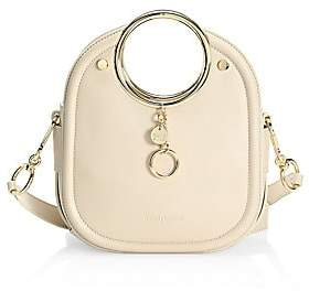 See by Chloe Women's Mara Leather Ring-Handle Tote