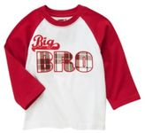 Crazy 8 Big Bro Baseball Tee