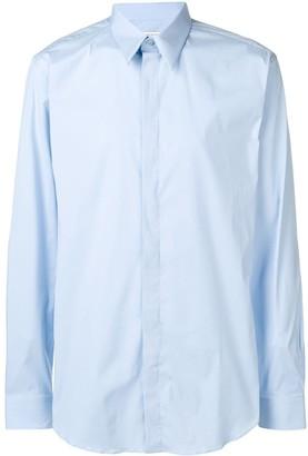 Givenchy Pointed Collar Shirt