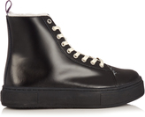 Eytys Kibo Arctic high-top leather trainers