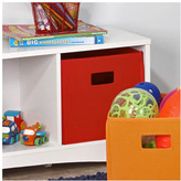 RiverRidge Kids Folding Toy Storage Bin