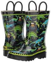 Western Chief Limited Edition Dino Motion Rain Boot Boys Shoes