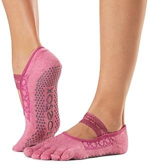 Toesox Mia One-Strap Grip Socks