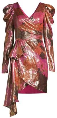 Flor Et. Al Abbott Abstract Dress