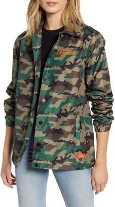Dickies Camo Windbreaker Jacket