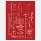 Atari City Prints