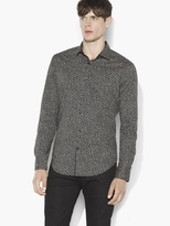 John Varvatos Long Sleeve Button-Up Shirt