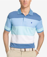 Izod Men's Colorblocked Performance Polo