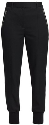 3.1 Phillip Lim Wool Tapered Joggers