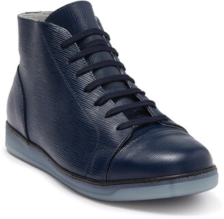 Bugatchi Venezia High Top Sneaker