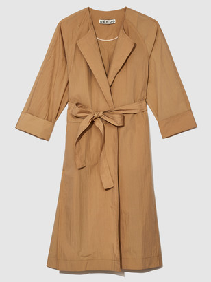Dé Moo Wind Trench Coat