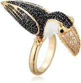 Noir Santos Ring, Size 6