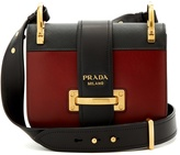 Prada Pionnière leather cross-body bag