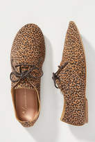 Anthropologie Hart Lace-Up Oxfords