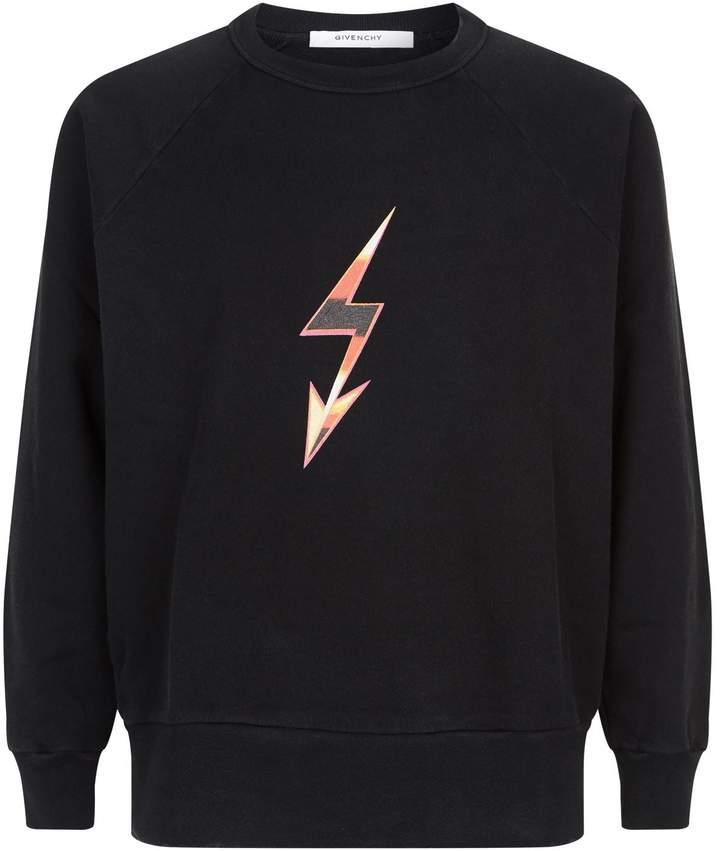 Givenchy Mad Love Tour Print Sweatshirt