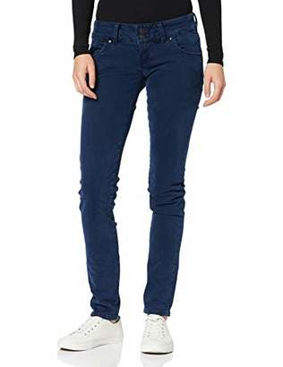 LTB Women's Molly Slim Jeans, Navy Shade/Wash