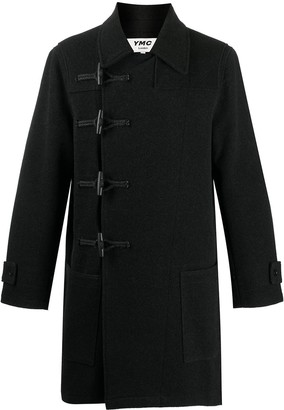 YMC Off-Centre Fastening Duffle Coat