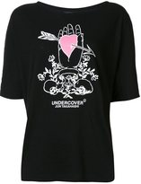 Undercover printed T-shirt - women - Cotton - One Size