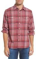 Grayers Milbrook Modern Fit Lux Flannel Sport Shirt
