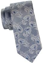 Canali Paisley Silk Tie
