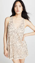 Free People Shine On Mini Dress