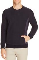 WRK Textured Rift Crewneck Pullover
