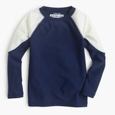 J.Crew Boys' colorblock rash guard