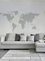 Around the Globe Wall Art