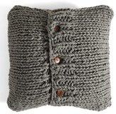 Nordstrom 'Grand' Cable Knit Accent Pillow