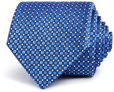 The Men's Store at Bloomingdale's Grid Dot Neat Classic Tie - 100% Exclusive