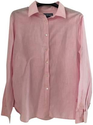 Vilebrequin Pink Linen Top for Women