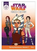 Star Wars Forces of Destiny Daring Adventures : Jyn, Ahsoka, Leia (Paperback) (Emma Carlson Berne)