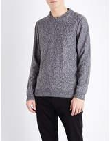 Hugo Boss Slim-fit Cotton Knitted Jumper