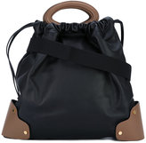 Marni top handle tote bag - women - Calf Leather - One Size