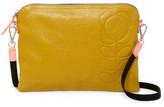 Orla Kiely Leather Travel Pouch