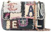 Chanel Pre Owned Cruise 2011 Patchwork Collection flap shoulder bag