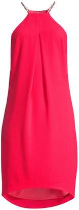 Trina Turk Shangri-La Lucky Halterneck Dress