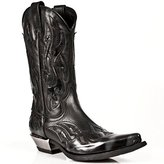 New Rock Boots Style 7921 S3 Black