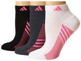 adidas Climacool Superlite 3-Pair Low Cut Sock Women's Low Cut Socks Shoes