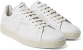 Tom Ford - Warwick Full-grain Leather Sneakers