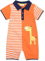 First Impressions Giraffe Romper, Baby Boys, Created for Macy's