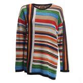 N°21 N° 21 Multicolor Stripes Jumper