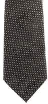 Tom Ford Jacquard Silk Tie