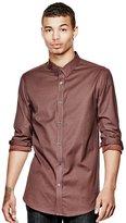 GUESS Checkered Super-Slim Fit Shirt