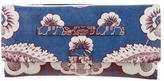 Valentino Mime Floral-Print Covered Clutch