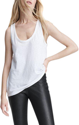 Rag & Bone The Scoop-Neck Tank Top