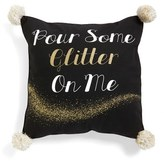 Levtex 'Pour Some Glitter On Me' Accent Pillow