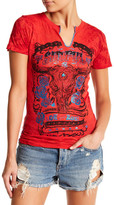 Affliction Love & Roses Short Sleeve Tee