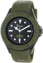 Freelook Men's HA9035B-2 Aquajelly Army Green with Dial Watch