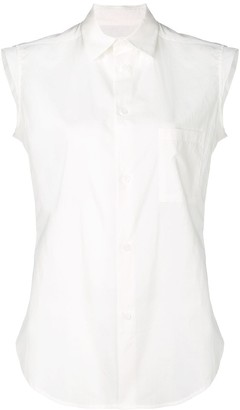 Y's Plain Sleeveless Shirt